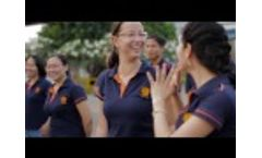 Jacobi Carbons Vietnam LLC Video