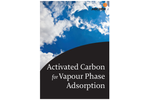 Activated Carbon for Vapour Phase Adsorption - Applications Brochrue