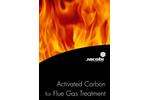 Activated Carbon for Flue Gas Treatment - Appliations Brochure