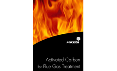 Activated Carbon for Flue Gas Treatment - Appliations Brochure