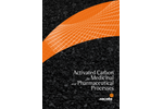 Activated Carbon for Medicinal and Pharmaceutical Processes - Applications Brochure