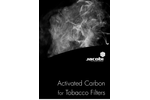 Activated Carbon for Tobacco Filters Applications - Brochure