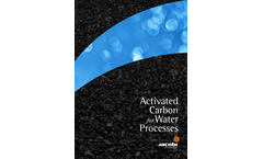 Activated Carbon for Water Processes - Applications Brochure