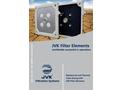 JVK - Filter Elements - Brochure