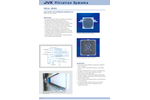 JVK - Cake Drying with Membrane Chamber Plates - Brochure
