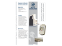 JVK - Squeeze Indicator for Membrane Chamber Plates - Brochure