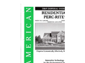 Residential Perc-Rite Drip Flyer Products Catalogue
