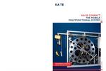 KA-TE COMPACT - The Mobile Multifunctional System Brochure