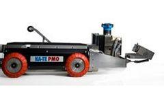 KA-TE - Model DN 250/600 - Grinding Robot
