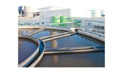 Solutions for wastewater treatment sector