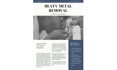 HEAVY METAL REMOVAL