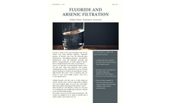 FLUORIDE AND ARSENIC FILTRATION