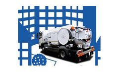 CityFlex - Sewer Cleaning Units & High-Pressure Jetting Vehicle