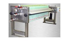 Filter Presses with Protective Surface Coatings