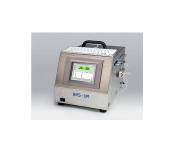 Model RMS-W - Real-Time Microbial Detection System