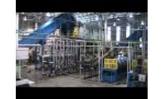 Pet Bottles Recycling Plant- Petstar Phase 2 Video
