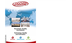 AMUT Profile - Brochure
