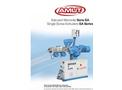 AMUT - Model EA Series - Single Screw Extruders Extruders