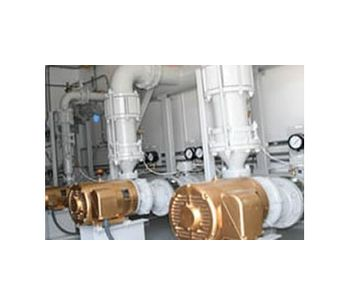 Above Ground Pump Stations