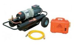 Air Systems Twin-Air - Model Comp-3 - Portable Breathing Air Compressor System