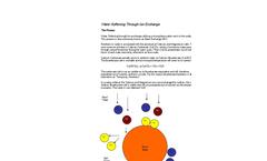 Water Softening Through Ion Exchange - Brochure