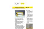 Aerosol Particle Size Spectrometer LAP 322