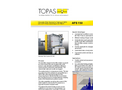 Model AFS 150 - Automated HEPA/ULPA Filter Scanning Test System Brochure