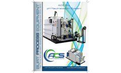 Burt - Model ACS - pH Adjustment Systems-Assured Compliance - Brochure