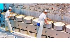 Wastewater treatment for the dairy industry
