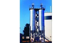 HeGo FerroSorp - Model S - Water Treatment PLant Hydrogen Sulfide