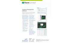 FarmConnect - Irrigation Management Software - Brochure