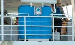Ozzi Kleen - Marine Waste Water Treatment Processes System