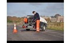 ROM 900 Sewer Jetter Trailer - Sewer Cleaning Trailer Video