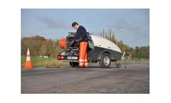 ROM - Model 900 - Sewer Cleaning Trailer
