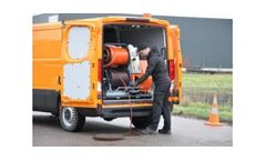 ROM - Model Compact PRO - Skid Mounted Jetting Unit