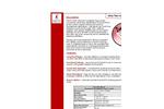 ActiveTag - AT-132C - Ultra Thin Credential Tag Brochure