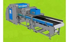 Pellenc Varisort - Onveyor Belt Sorting System