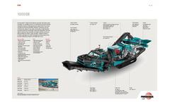 Maxtrak - Model 1000 & 1000SR - Cone Crusher Brochure