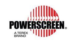 Powerscreen Feeders