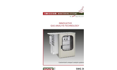 MRU - Model SWG 100 CEM - Emission Monitoring Systems - Brochure