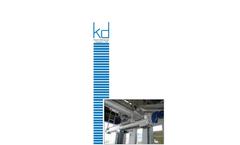 Model KD 02 - Shaftless Screw Conveyor Brochure
