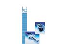 Model KD 04 - Sliding Gate for Conveyors Brochure