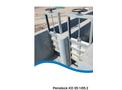 Model KD 05.1-05.2 - Channel/ Wall Mounted Penstock Brochure