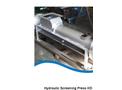 Model KD 09 - Screening Hydraulic Press Brochure