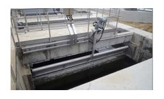 Model KD 34 - Adjustable Overflow Weir