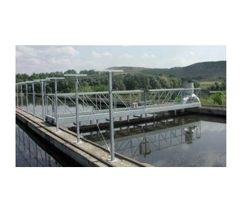 Model KD15R - Suction Scraper Bridge