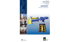 Dustfix - Conditioners for Industrial Dusts - Brochure