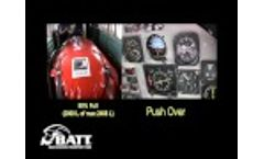 Bulk aviation tank (BATT) reduces fuel hauling costs by 50 per cent Video