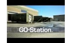 SEI`s GO-Station fuel modules for remote locations Video