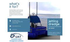 Jetting Dredge